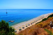 Kefalonia hotels: Skala, č bedroom apartments, sea view, swimming pool