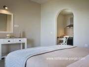 Kefalonia hotels: 1 bedroom apartments by Lourdas beach. Greece vacations.