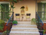 Kefalonia hotels: studios and apartments in Spartia. Greece vacations.