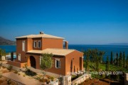 Villa in Trapezaki, 3 bedrooms, private swimming pool, spectacular sea view