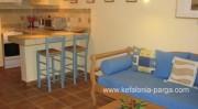 Отели Кефалонии: Ласси, апартаменты с 1 спальней, апартаменты с 2 спальнями у моря, студии. Греция отдых.
