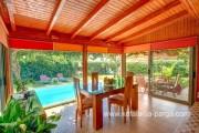Отели Кефалонии: вилла c 2 спальнями, бассейном в Трапезаки. Греция отдых.