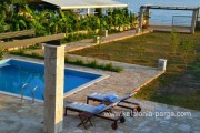 Villa with swimming pool near the beach (Lourdata)