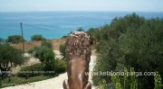 Kefalonia hotels: Lourdata apartments, studios, 700 m from Lourdas beach. Greece vacations.