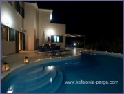 Kefalonia hotels: 3 bedroom villa by the beach in Sami. Greece vacations
