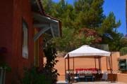 Kefalonija viešbučiai: 2-ių miegamųjų vila. Spartia. Poilsis Graikijoje.