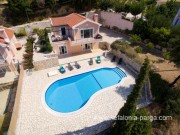 Kefalonia hotels, Trapezaki: 4 bedroom villa with swimming pool. Kefalonia villas. Greece vacations.