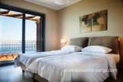 Вилла с 3 спальнями, бассейном, шикарным видом на Ионическое море