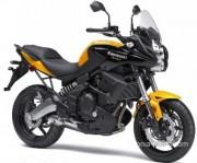Motorbike Kawasaki Versys 650cc