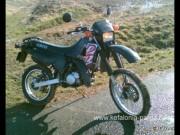 Motorbike Yamaha DT 125 R