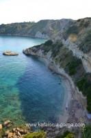 Пляж Thermanti, Spartia, Kefalonia
