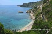 Коттедж с 2 спальнями у моря (Спартья, Кефалония, Греция)
