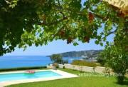 Отели Кефалонии: вилла с 4 спальнями, бассейном, шикарным видом на море. Греция отдых