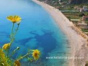 Студии у моря в Лоурдате (Кефалония, Греция)