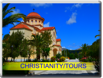 Kefalonia travel guide: all about Christianity on Kefalonia, feasts, miracles of Kefalonia, churches, monasteries. Monastery of Agios Gerasimos. Snakes in Markopoulo. Greece travel