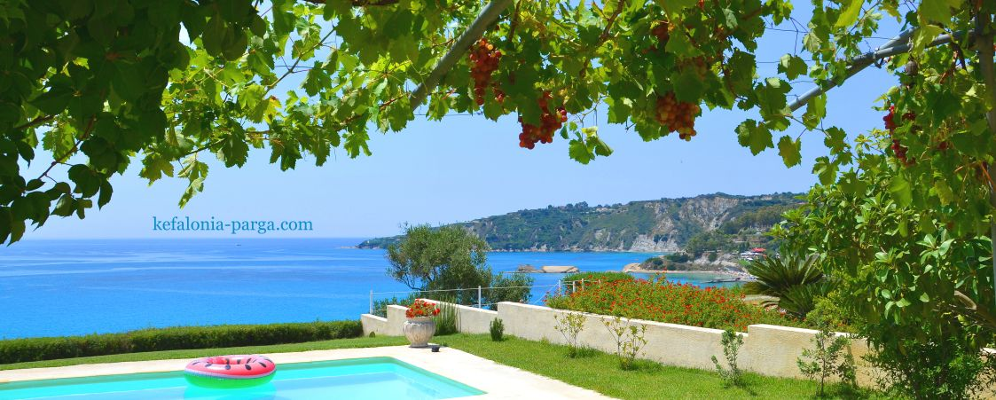 Kefalonia villas with pool: best Kefalonia villas with pool